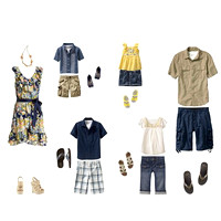 Family Portraits by What to Wear Guide