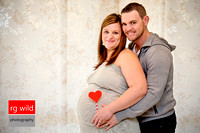 Maternity Portraits by Linda Wild, RG Wild Photography | PERTH